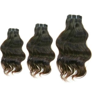 Indian Wavy Hair Bundle Deal